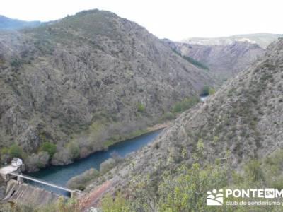 Senda Genaro - GR300 - Embalse de El Atazar - Patones de Abajo _ El Atazar; senderismo en ronda